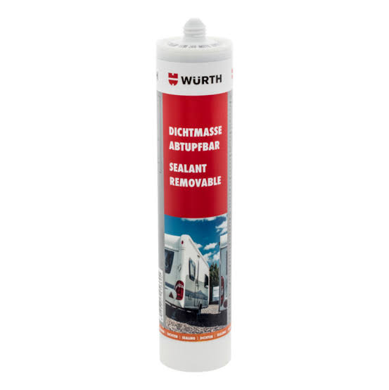 Wurth Glass Sealant Dab-Off for Roof Vents